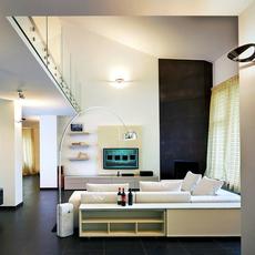 Mesmeri eric sole applique murale wall light  artemide 0918w20a  design signed 61101 thumb
