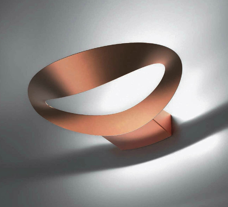 Mesmeri eric sole applique murale wall light  artemide 0918w70a  design signed 61109 product