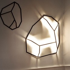 Meteor large  applique murale wall light  bolia 20 096 02 3  design signed 39436 thumb