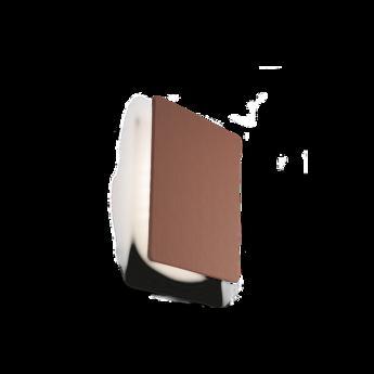 Applique murale miles cuivre brosse h22cm wever ducre normal