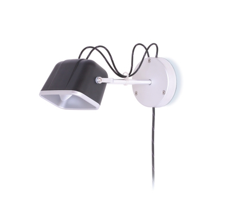 Mob  studio swabdesign applique murale wall light  swabdesign mob 14nr  design signed 44079 product