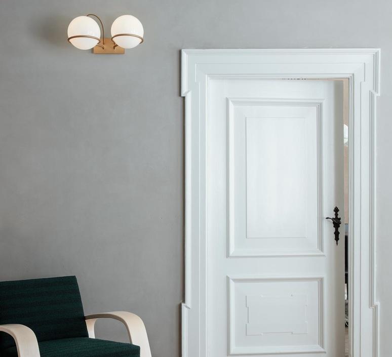 Model 237 2 gino sarfatti applique murale wall light  astep t08 w31 s2d0  design signed nedgis 78758 product