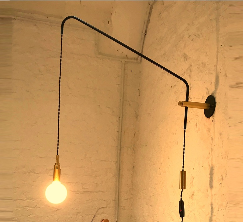 Monte baisse daniel gallo applique murale wall light  daniel gallo monte baisse  design signed 65932 product