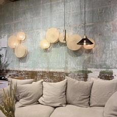 Moon combo par 3 anne sophie boucard applique murale wall light  anso cmp3  design signed nedgis 74045 thumb