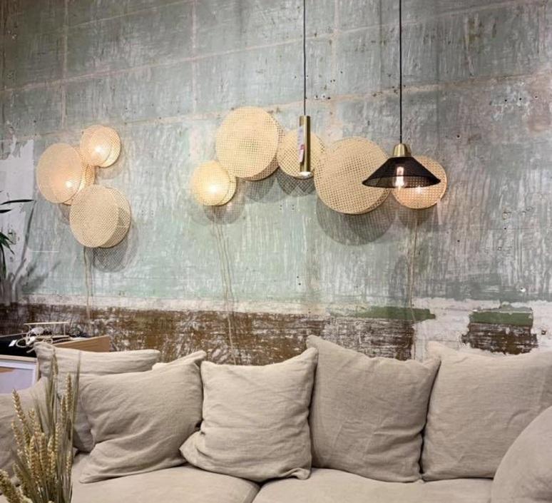 Moon combo par 5 anne sophie boucard applique murale wall light  anso cmp5  design signed nedgis 74054 product