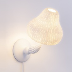 Mushroom lamp marcantonio raimondi malerba applique murale wall light  seletti 14650  design signed nedgis 68028 thumb