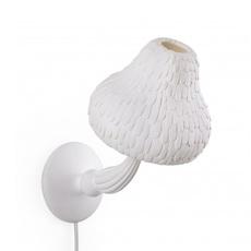 Mushroom lamp marcantonio raimondi malerba applique murale wall light  seletti 14650  design signed nedgis 68030 thumb