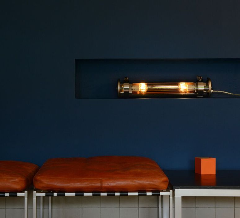 Musset sammode studio applique murale wall light  sammode mussets1212 copper  design signed 54634 product