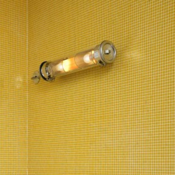 Applique murale musset gr laiton led o10cm h52cm sammode normal