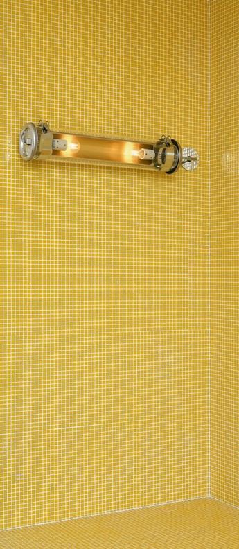 Applique murale musset laiton led o10cm h52cm sammode normal
