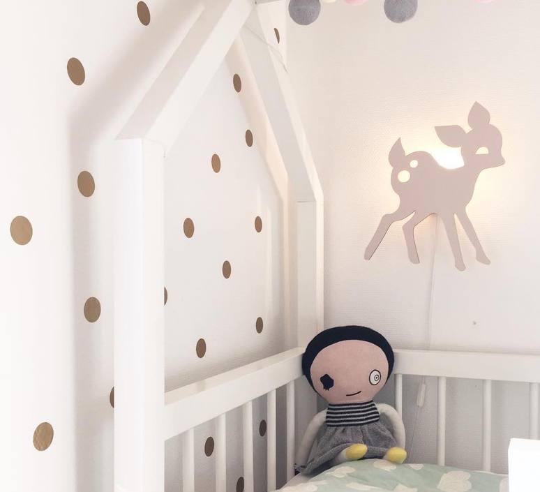 My deer  applique murale wall light  ferm living 3172  design signed 37100 product