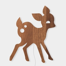My deer  applique murale wall light  ferm living 3171  design signed 36989 thumb