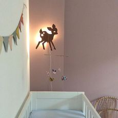 My deer  applique murale wall light  ferm living 3171  design signed 37098 thumb