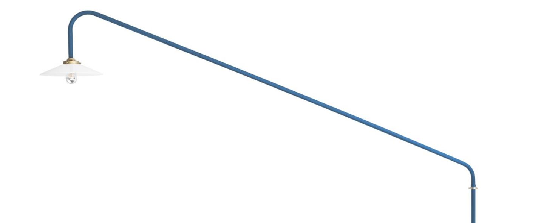 Applique murale n 1 bleu l183cm h140cm valerie objects normal