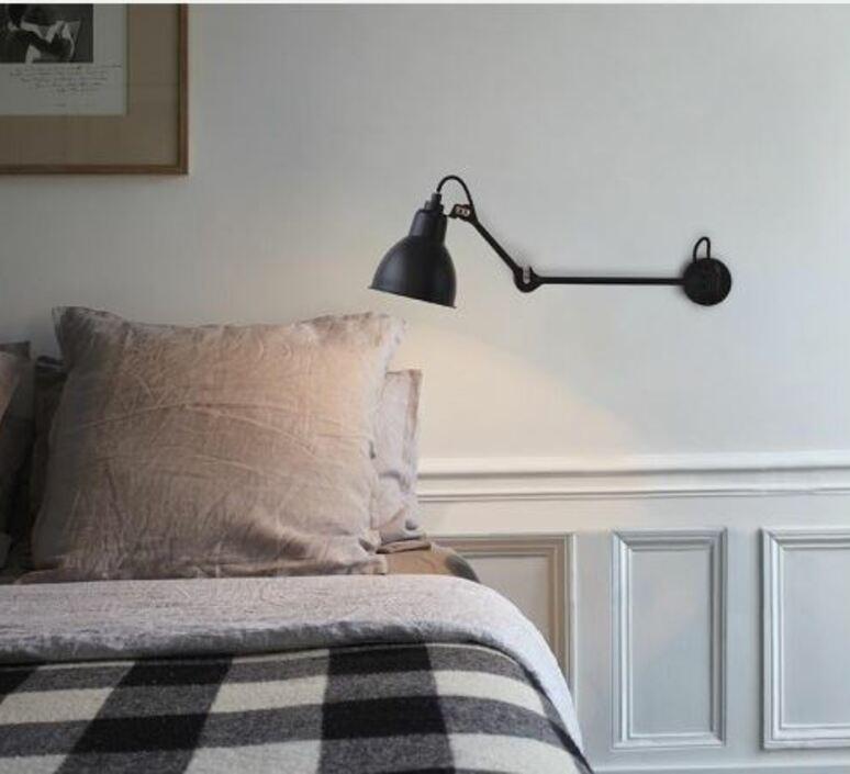 N 204 l 40 bernard albin gras applique murale wall light  dcw applique n 204 l40 bl bl  design signed nedgis 86569 product