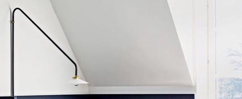 Applique murale n 4 noir l103cm h180cm valerie objects normal
