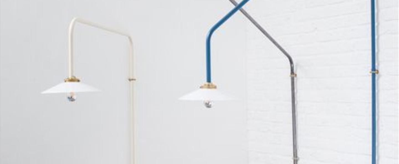 Applique murale n 5 ivoire l103cm h100cm valerie objects normal