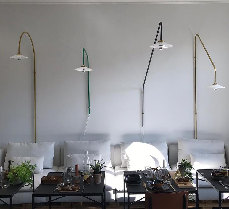 N 5 studio muller van severen applique murale wall light  serax v9015032g  design signed 61554 product