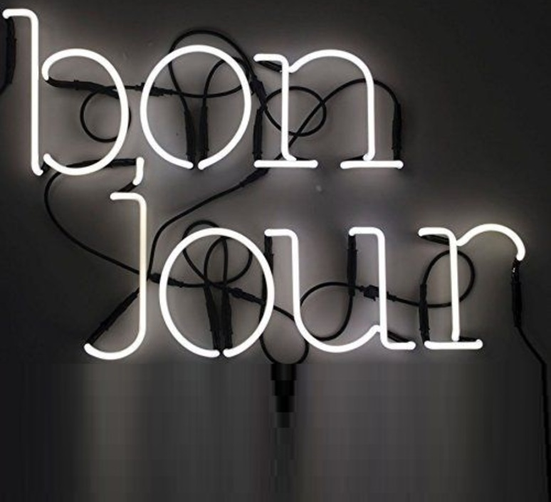 Neon art bonjour transformateur selab seletti 01422 036 luminaire lighting design signed 16278 product