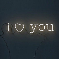 Neon art i love you transformateur selab seletti 01422 i cuo u 01423 luminaire lighting design signed 16292 thumb