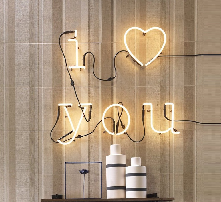 Neon art i love you transformateur selab seletti 01422 i cuo u 01423 luminaire lighting design signed 18845 product
