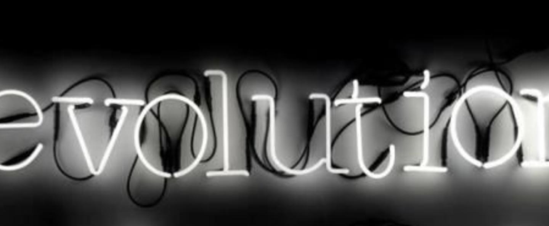 Applique murale neon art revolution transformateur blanc brillant h17cm seletti normal
