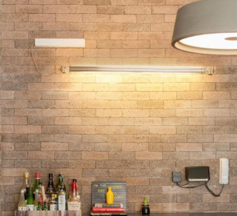 Neon de luz joan gaspar applique murale wall light  marset a70 500  design signed nedgis 69797 product