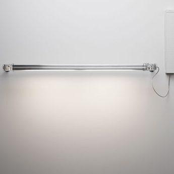 Applique murale neon de luz aluminium led 3000k 2200lm o94 5cm h5cm marset normal