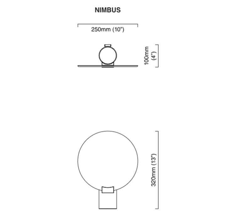 Nimbus  applique murale wall light  cto lighting cto 07 080 0001  design signed 51275 product