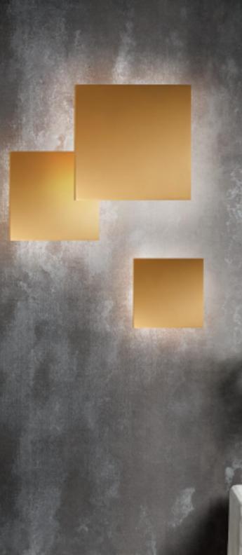Applique murale noho w1 or led o12cm h12cm light point normal