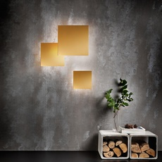 Noho w3 ronni gol applique murale wall light  light point 256411  design signed 41211 thumb