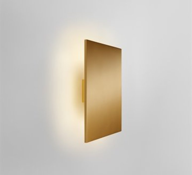 Noho w4 ronni gol applique murale wall light  light point 256415  design signed 41230 product