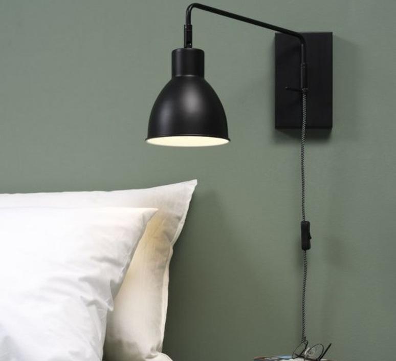 Its About Romi.Wall Light Nottingham Black L44cm H24cm It S About Romi
