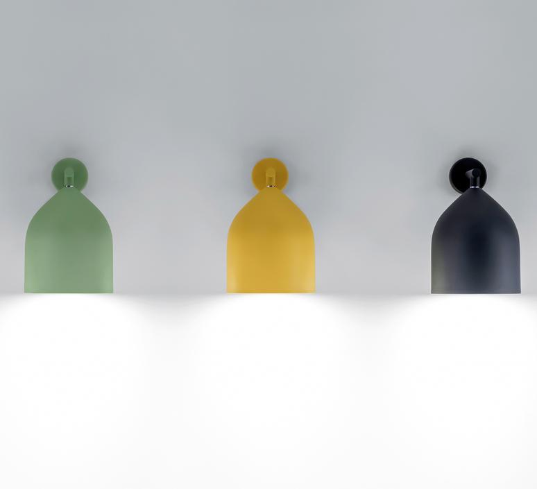Odile paolo cappello applique murale wall light  lumen center italia odi21125  design signed 52590 product