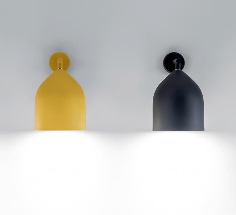Odile paolo cappello applique murale wall light  lumen center italia odi21127  design signed 52598 product