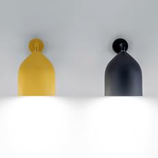 Odile paolo cappello applique murale wall light  lumen center italia odi21127  design signed 52598 thumb
