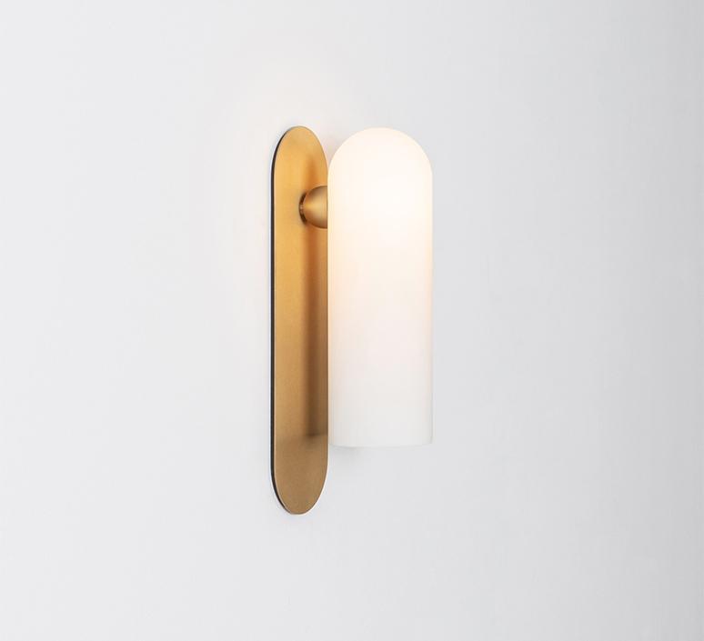 Odyssey large studio schwung applique murale wall light  schwung b147 lbb  design signed nedgis 104636 product