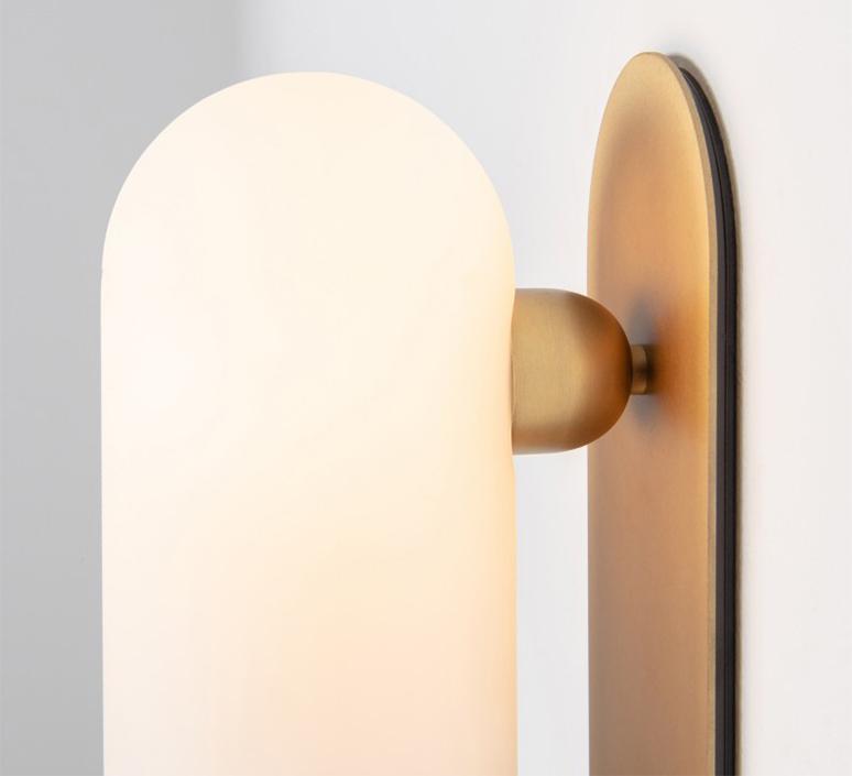 Odyssey large studio schwung applique murale wall light  schwung b147 lbb  design signed nedgis 104639 product
