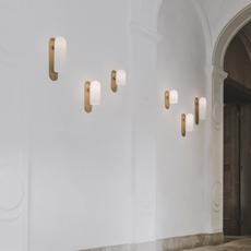 Odyssey medium studio schwung applique murale wall light  schwung b146 lbb  design signed nedgis 104649 thumb