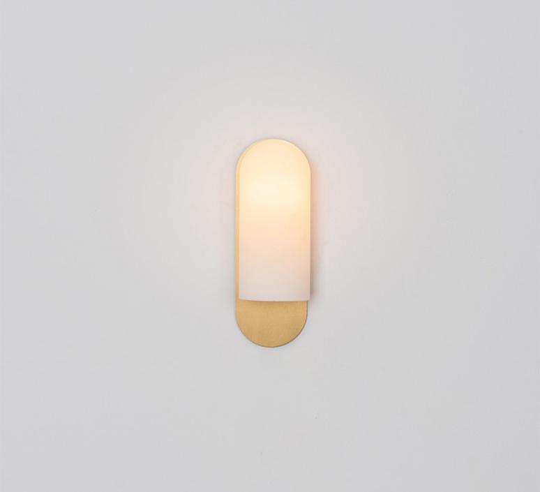 Odyssey medium studio schwung applique murale wall light  schwung b146 lbb  design signed nedgis 104653 product