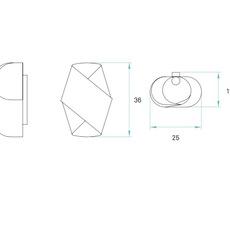 Orbit miguel herranz lzf orb a 22 luminaire lighting design signed 21896 thumb