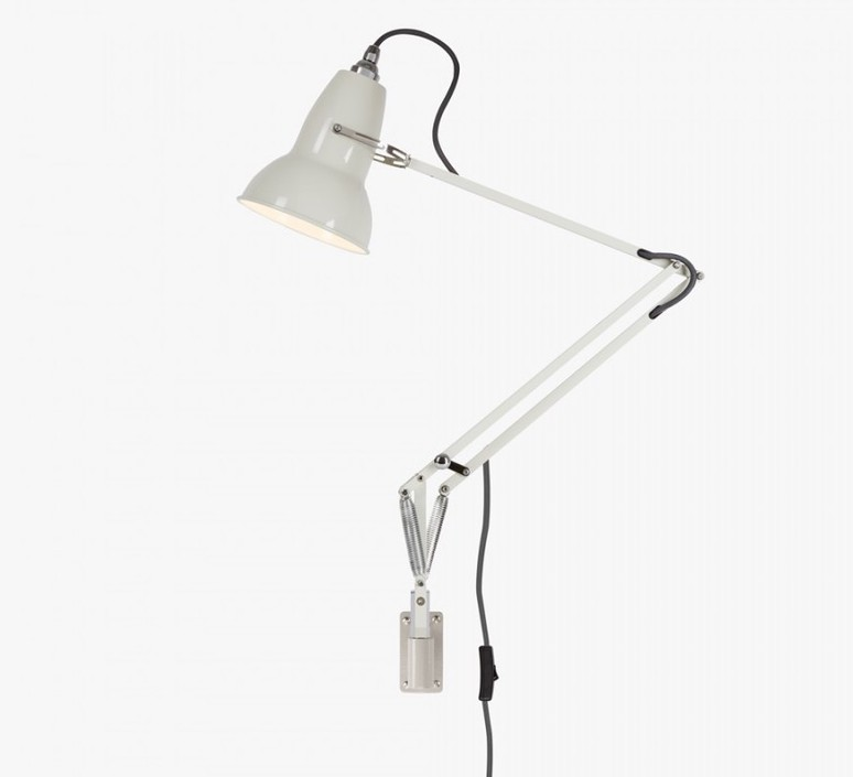 Original 1227 george carwardine applique murale wall light  anglepoise 32033  design signed 42296 product
