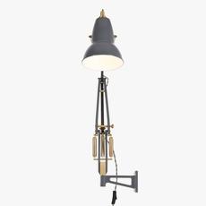 Original 1227 brass george carwardine anglepoise 31350 luminaire lighting design signed 26588 thumb