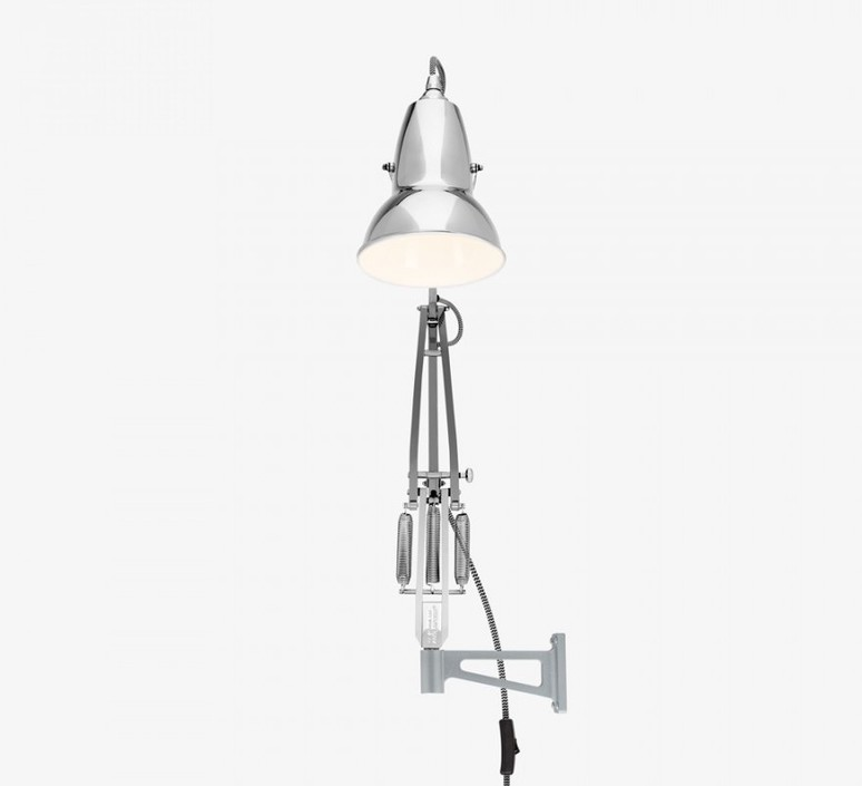 Original 1227 george carwardine applique murale wall light  anglepoise 31019  design signed 42305 product