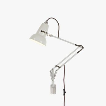 Applique murale original 1227 mini blanc lin l36cm h44cm anglepoise normal