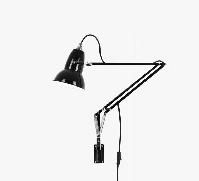 Original 1227 george carwardine applique murale wall light  anglepoise 31736  design signed 42289 product