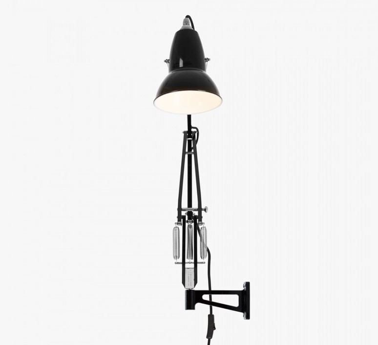 Original 1227 george carwardine applique murale wall light  anglepoise 31736  design signed 42291 product