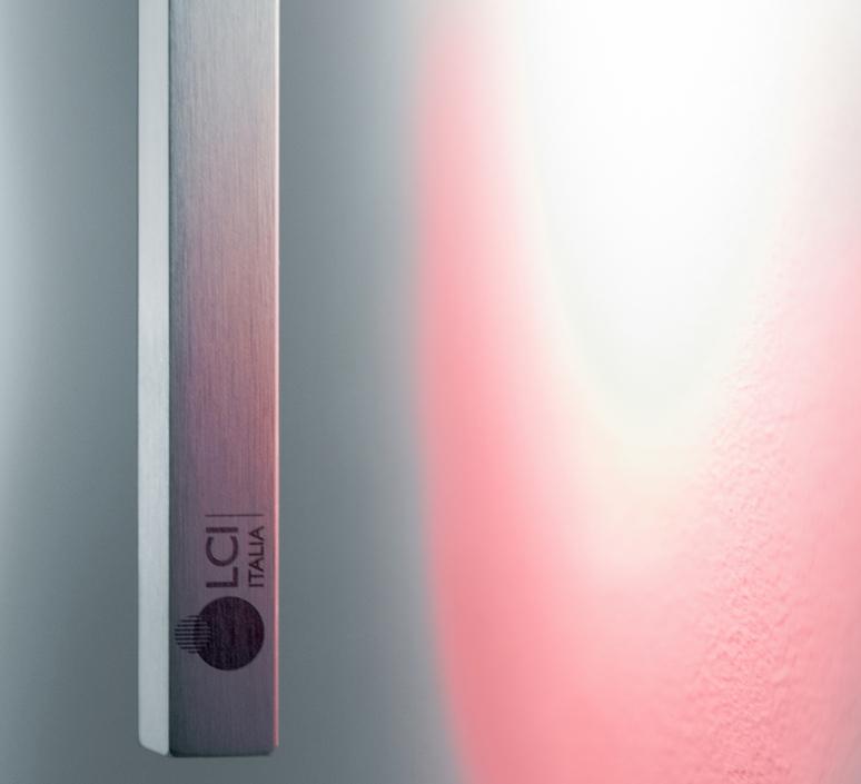Outline francesco murano applique murale wall light  lumen center italia out172129r  design signed 52467 product