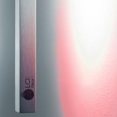 Outline francesco murano applique murale wall light  lumen center italia out172129r  design signed 52467 thumb
