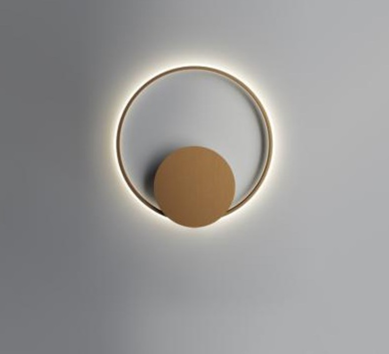 Oympic f45 bronze lorenzo truant  applique murale wall light  fabbian bronze f45 g03 01  design signed nedgis 65045 product